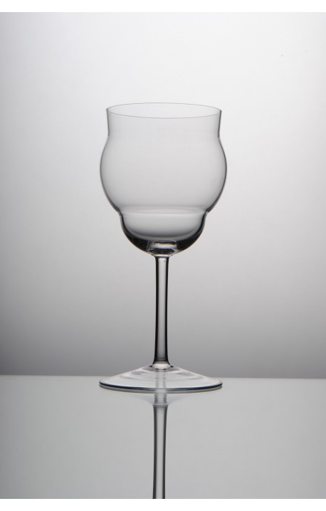 CLASSIC – WINE GLASS FOR RED WINE, HANDBLOWN GLASS, MADE FROM BOHEMIAN CRYSTAL